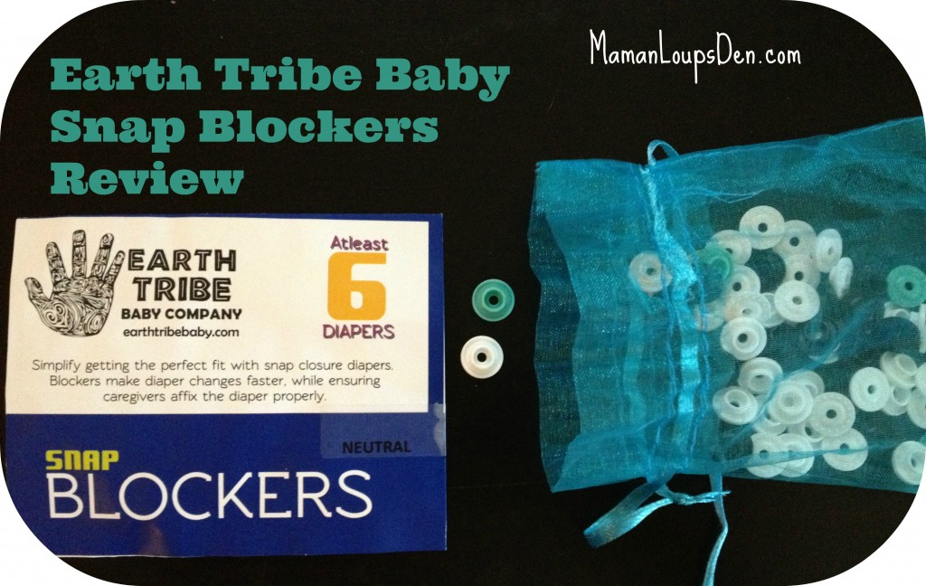 Earth Tribe Baby Co. Snap Blockers