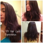 My DIY Hair Care Experience: The Beginning