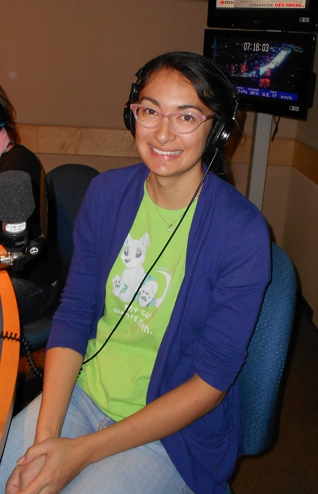 Maman Loup's Interview on CBC Montreal's Day Break