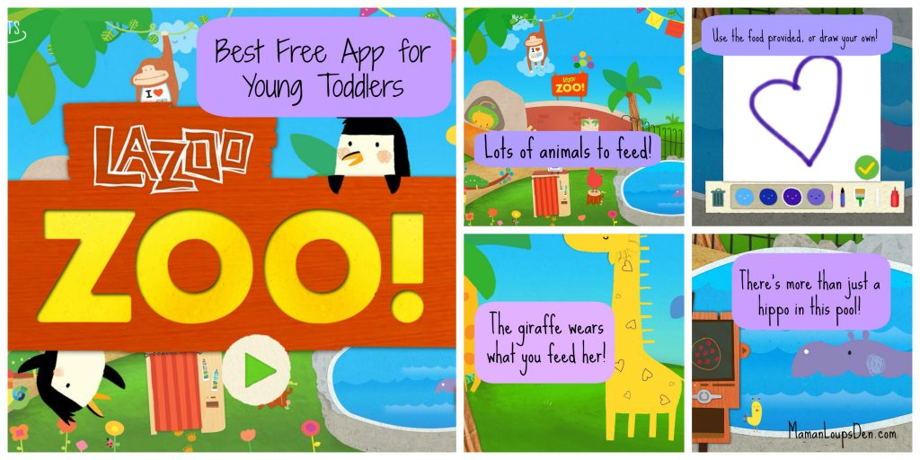 Best Free App for Toddlers