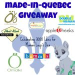 Maman Loup's 3000 Likes Made-in-Quebec Giveaway