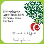 I Picked the Forbidden Fruit… How AppleCheeks Diapers Took Over My Stash