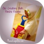 Öko Creations Bath Poncho Review