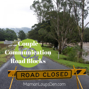 Couple Communication Road Blocks
