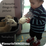 #favouriteTHINGSfriday Palladium Boots for my Trotting Toddler