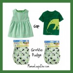 #ClothDiaperCombos GroVia Smudge & Sweetgrass