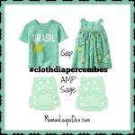 AMP Sage #clothdiapercombos