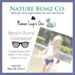 Nature Bumz Beach Bumz #Giveaway (Closed)