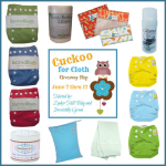 Cuckoo for Cloth Giveaway Hop (Closed)