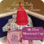 My First Menstrual Cup: Not going back to tampons, period. (Luv ur Body Menstrual Cup Review)