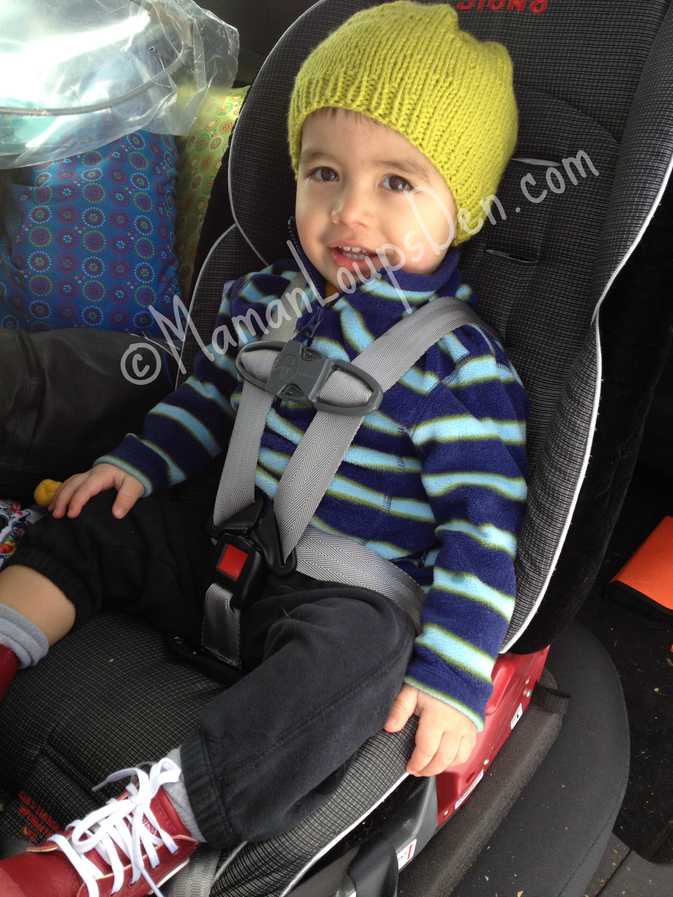 Car Seat Another Strategy To Keep Baby Warm