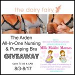 The Dairy Fairy Arden Bra Giveaway #MilkMakinMamas