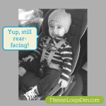 "Why My Toddler is ""Still"" Rear-Facing"