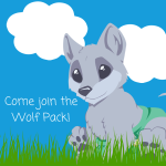 Come join the Wolf Pack!