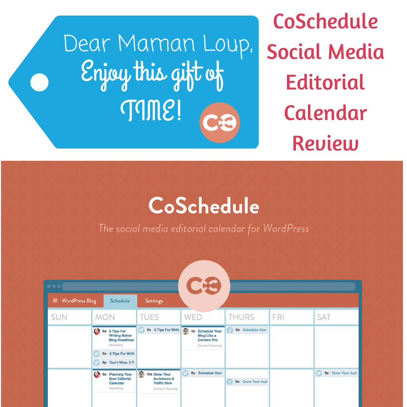 CoSchedule Editorial Calendar Review