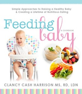 Feeding Baby A Cookbook