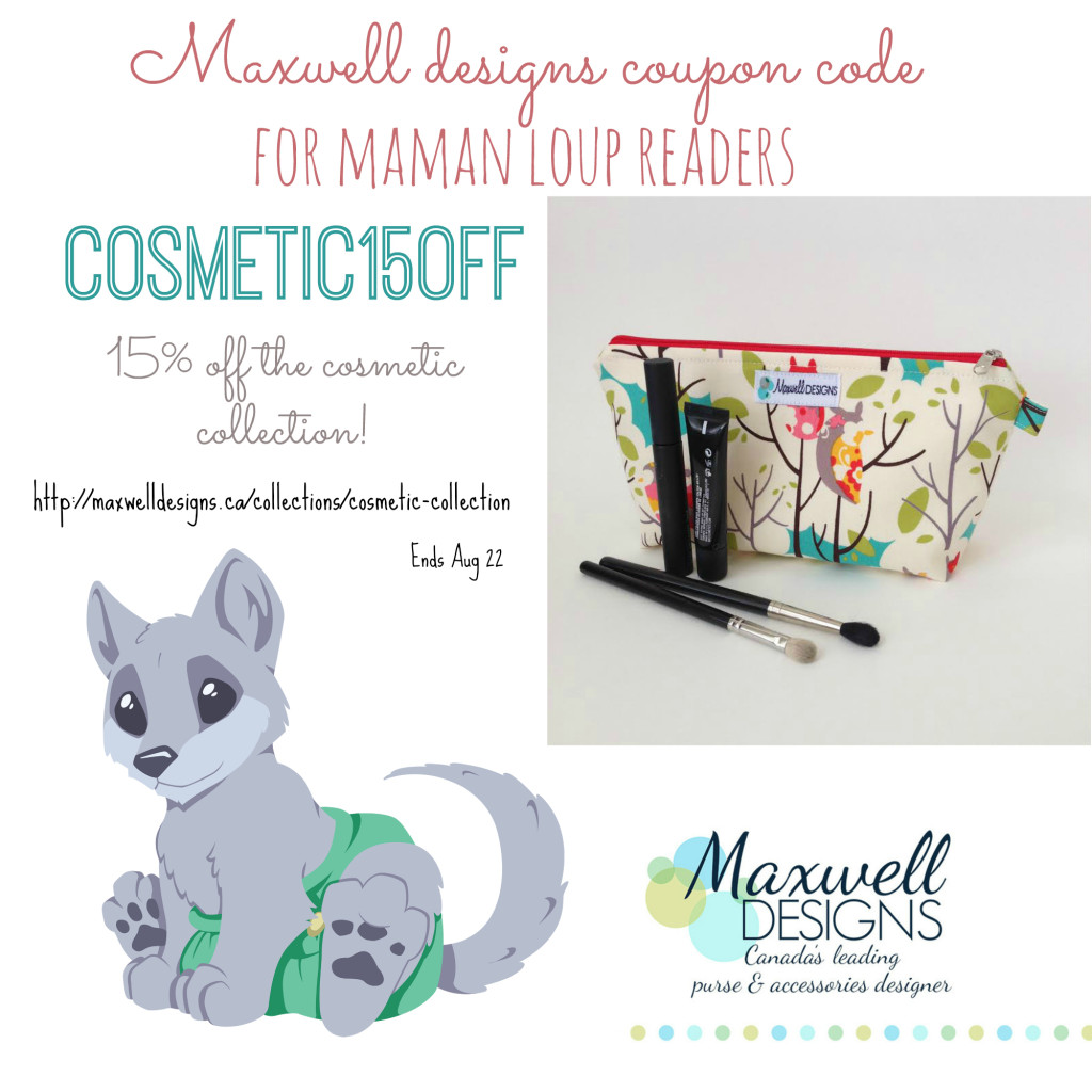 Maxwell Designs Coupon Code