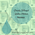 Clearly Filtered Pitcher Review