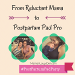 Cloth Postpartum Pads: From Reluctant Mama to Postpartum Pad Pro