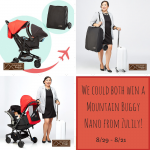 zulily Mountain Buggy – Nano Exclusive Sale and Giveaway!
