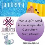 Easy Jams Jamberry Giveaway