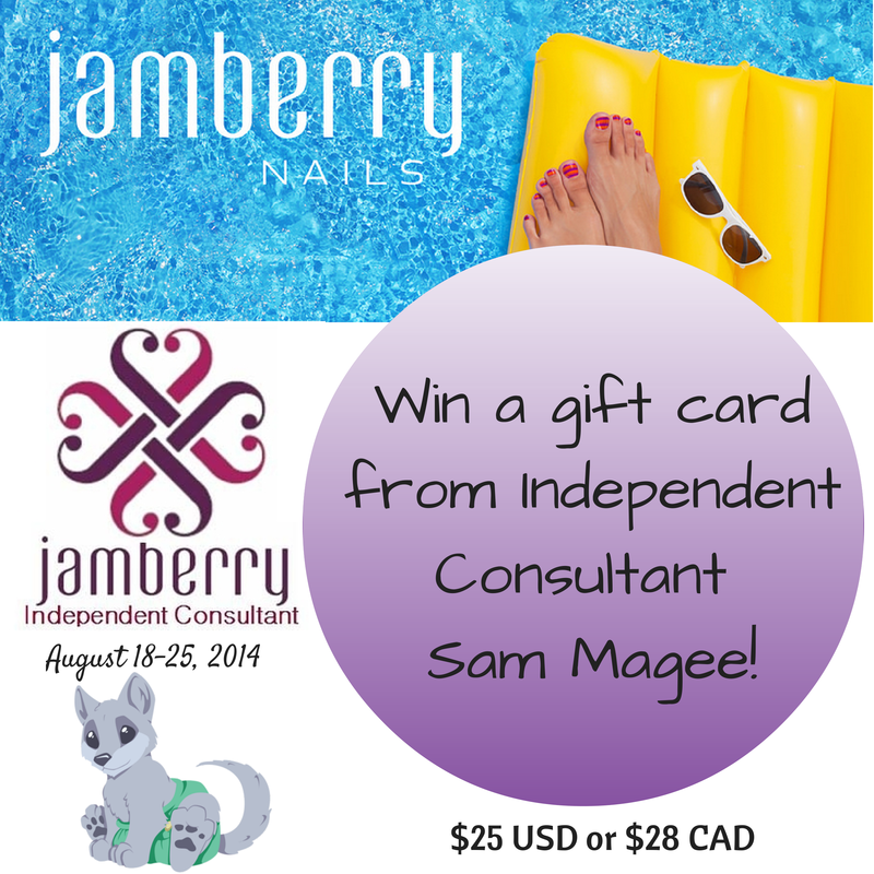 Easy Jams Jamberry Giveaway