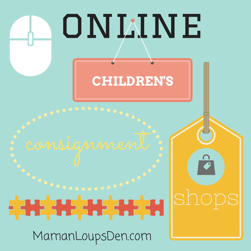 Online Children's Consignment
