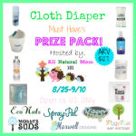 Cloth Diaper Must Haves Prize Pack #Giveaway (US Only)