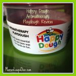 A Happy Dance for Happy Dough Aromatherapy Play Dough