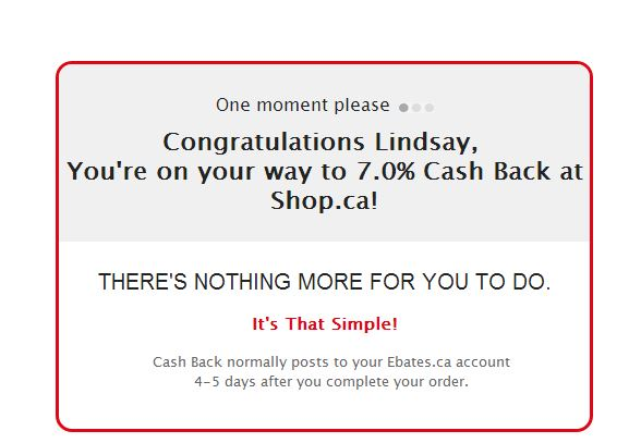 shop.ca success
