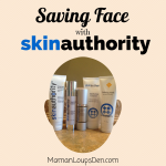 Saving Face with Skin Authority: #Review