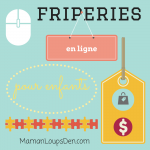 Friperies En Ligne Pour Enfants: Des aubaines à partir de chez vous!