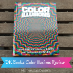 A Book for Curious Kids: DK Books Color Illusions Review