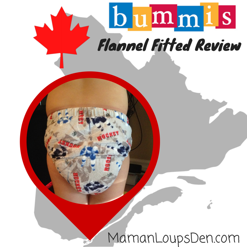 Bummis Flannel Fitted Review