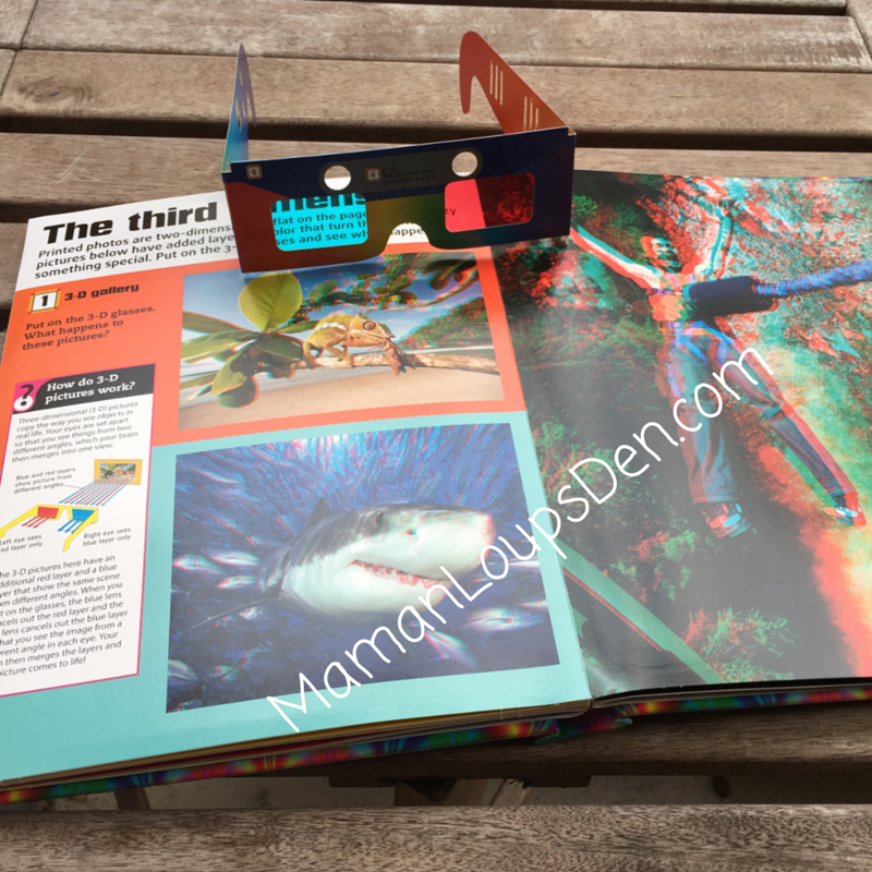 DK Books Color Illusions Review