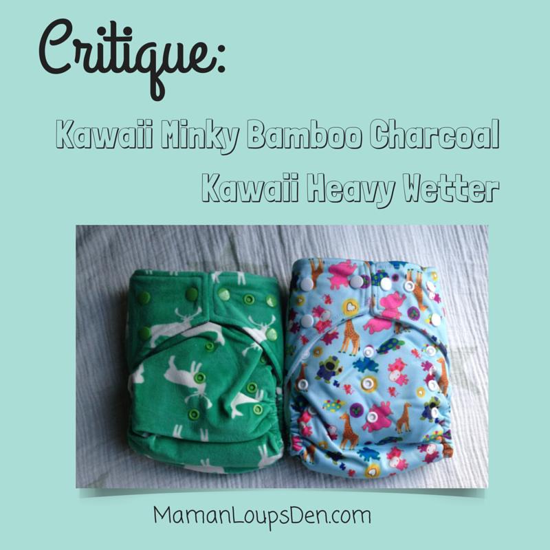 Critique couches lavables kawaii - Ou acheter couche lavable ...