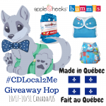 Made in Quebec #CDLocal2Me Giveaway Hop Stop!