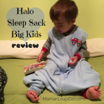 Halo Sleep Sack Big Kids Review
