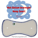 Best Bottom Overnight Hemp Insert Review