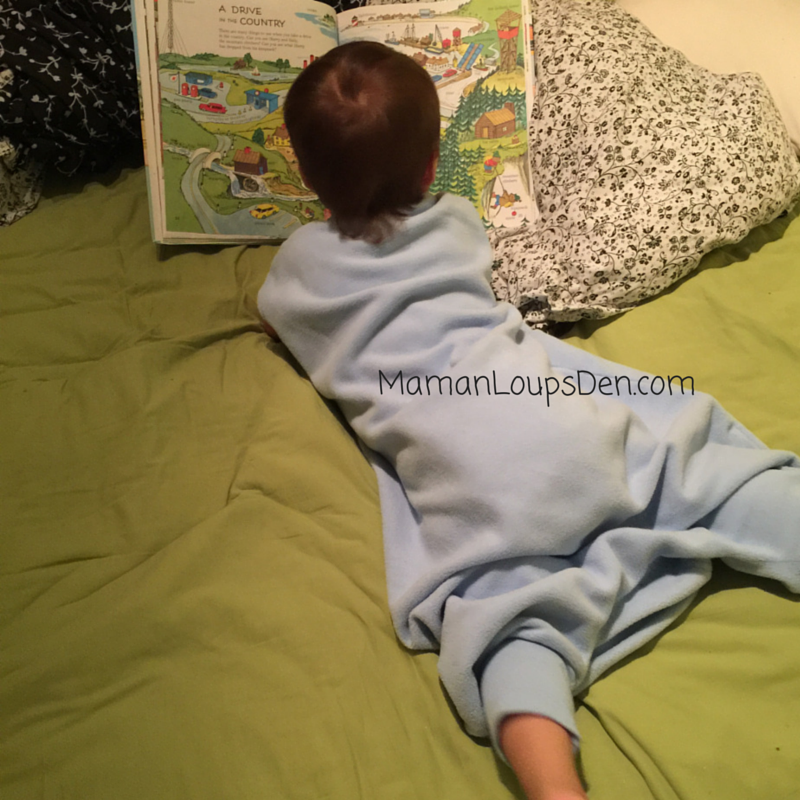 Halo Big Kids Sleep Sack Review