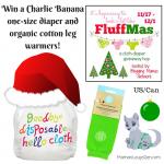 Merry #FluffMas Charlie Banana Giveaway!