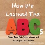 How We Learned the ABCs