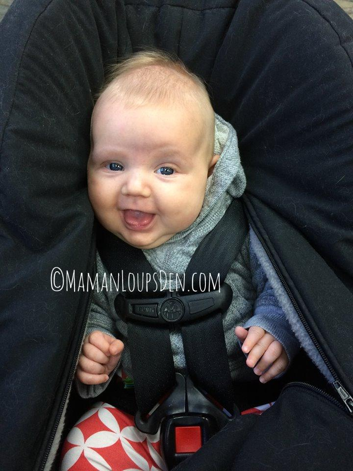 Baby Parka Car Seat Cover Review