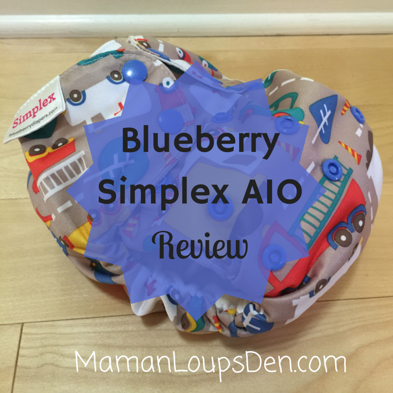 Blueberry Simplex AIO Review ~ Maman Loup's Den