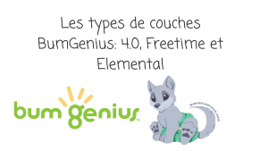 Les types de couches BumGenius