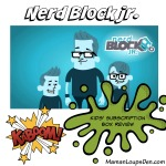 Nerd Block Jr. Subscription Box Review