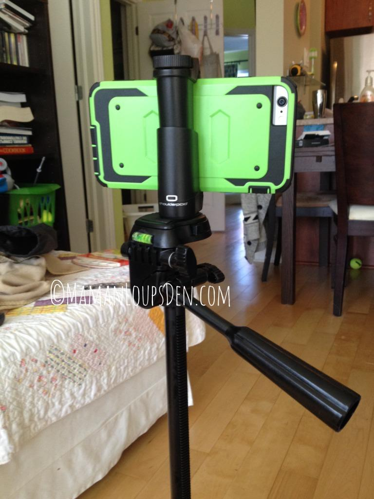 shoulderpod smartphone rig review