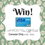 Win a $100 Visa Gift Card from Everyone Can Drive
