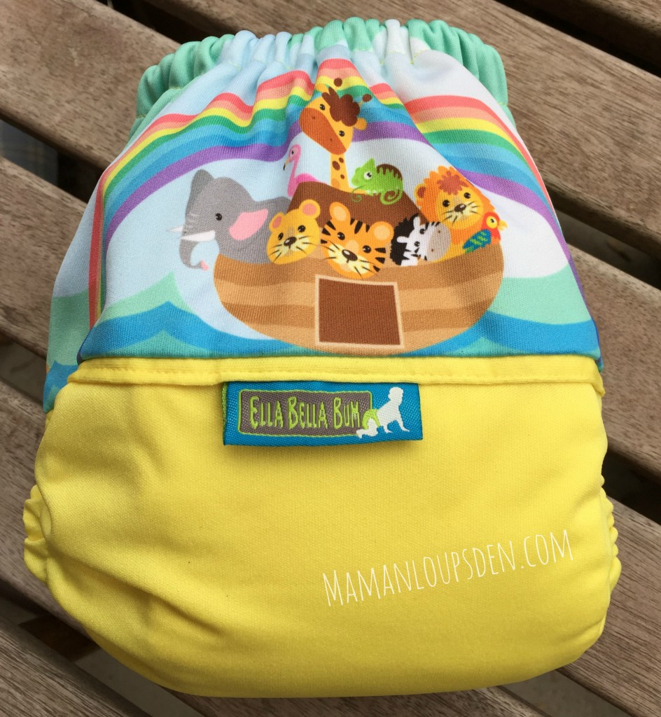 Ella Bella Bum Review | Maman Loup's Den