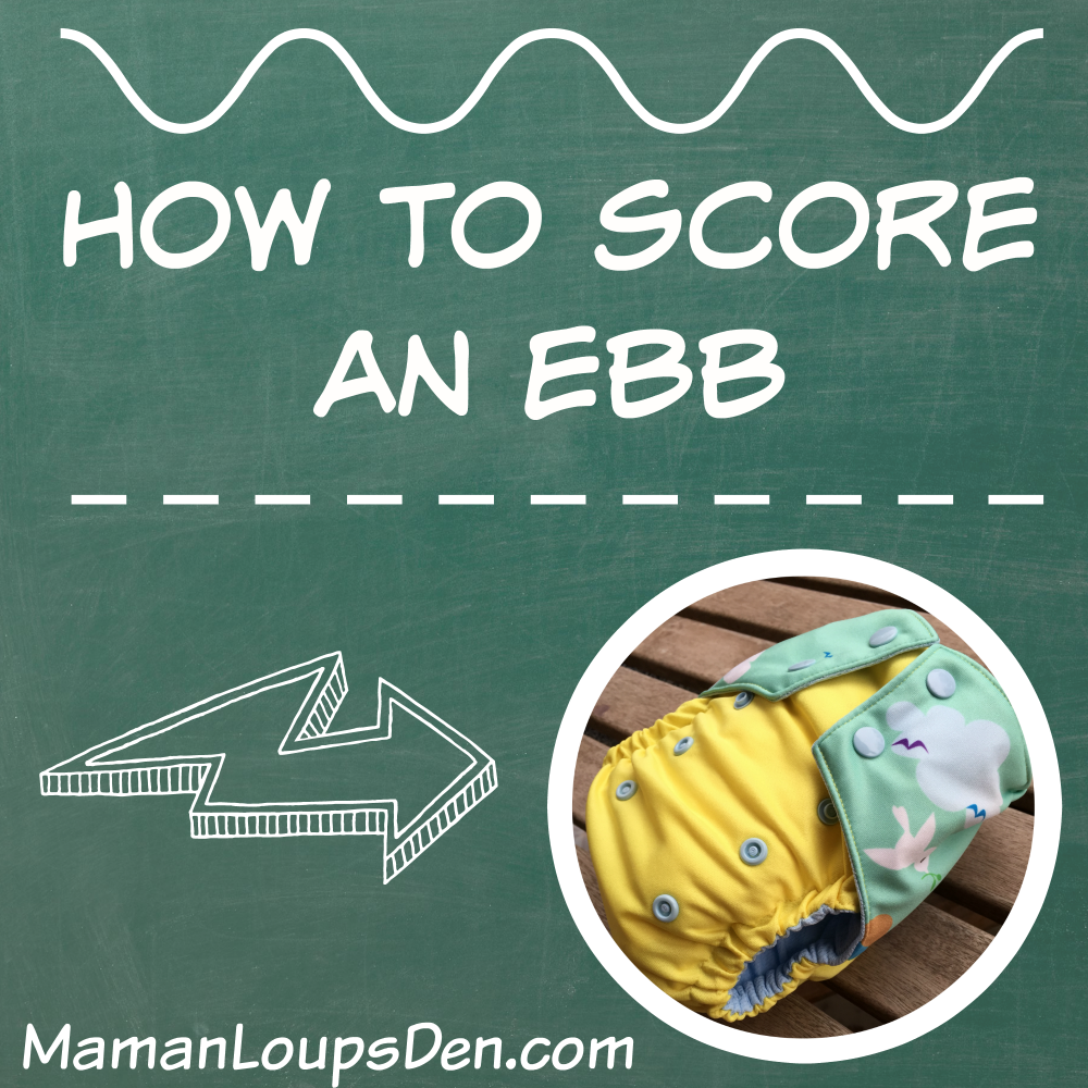 How to score an EBB